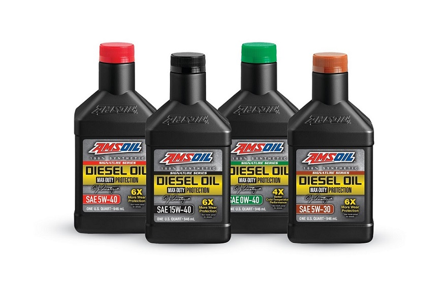 Amsoil signature series diesel oil for Amsoil 5w30 signature series 100 synthetic motor oil